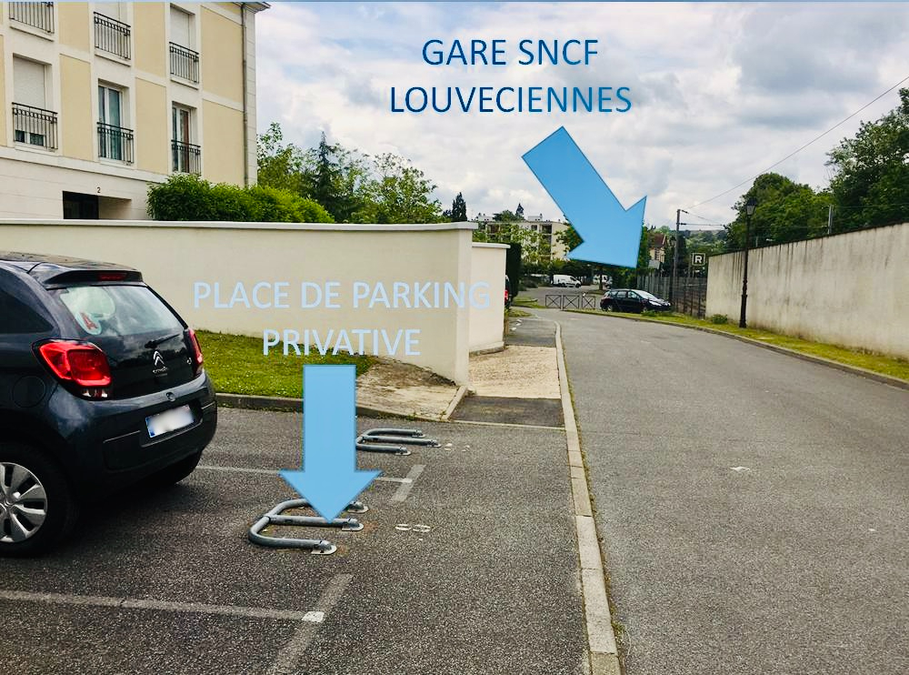 Parking / box Louveciennes